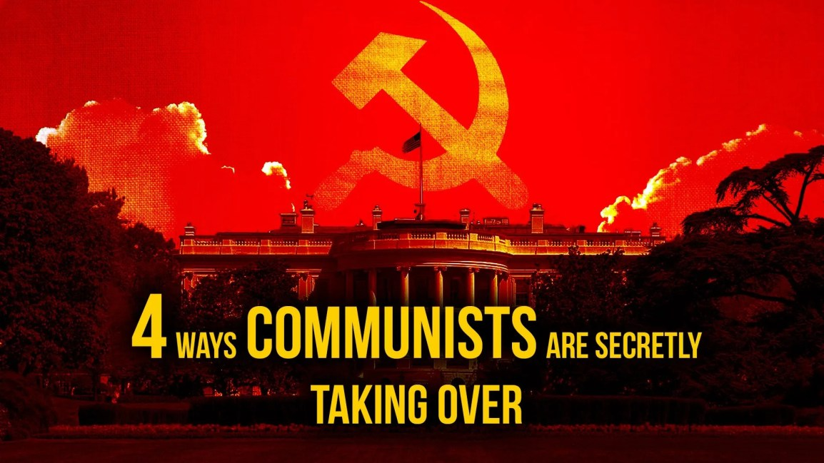 4 Ways Communists Are Secretly Taking Control - Zach Drew Show