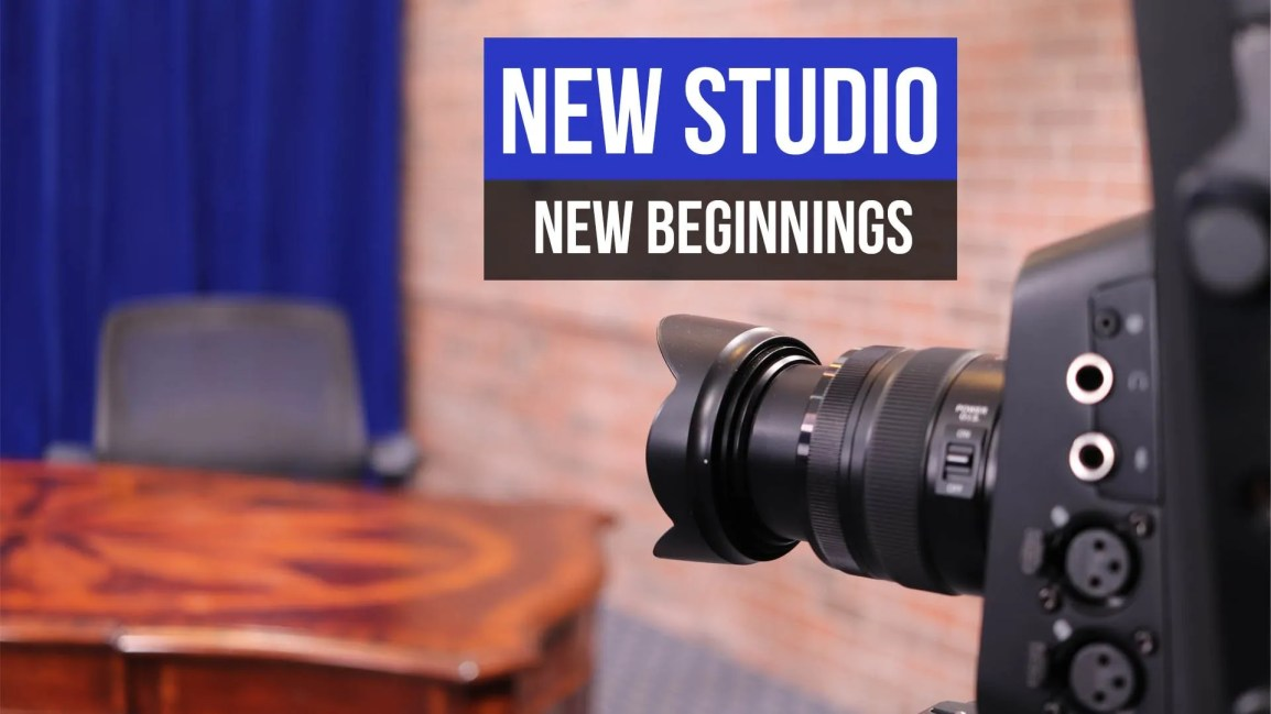 New Studio! New Beginnings! - Zach Drew Show