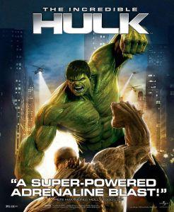 Anger Incredible Hulk