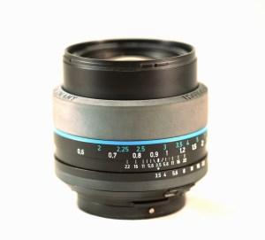 Schneider Kreuznach Curtagon 60mm lens.  Photo by Zach Horton.