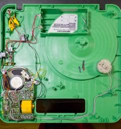 fisher price 816 circuit board fisher price 816 inside bottom [ 1200 x 1200 Pixel ]