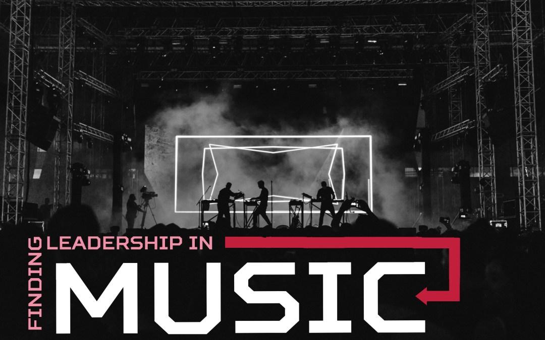 Finding Leadership in music