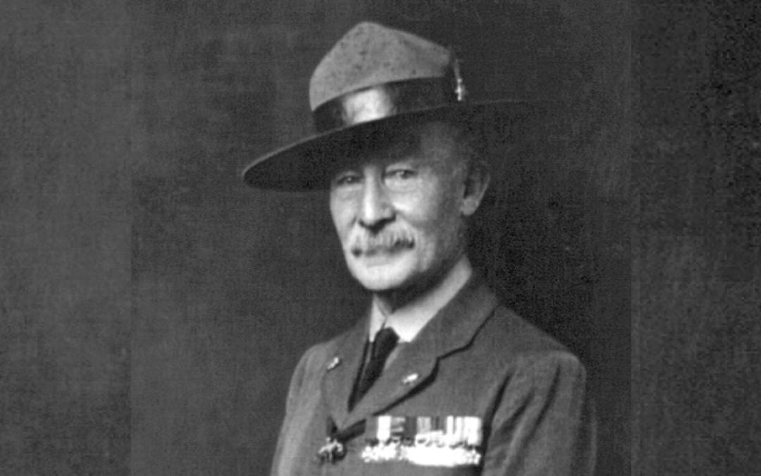 Profiles in leadership: Robert Baden-Powell