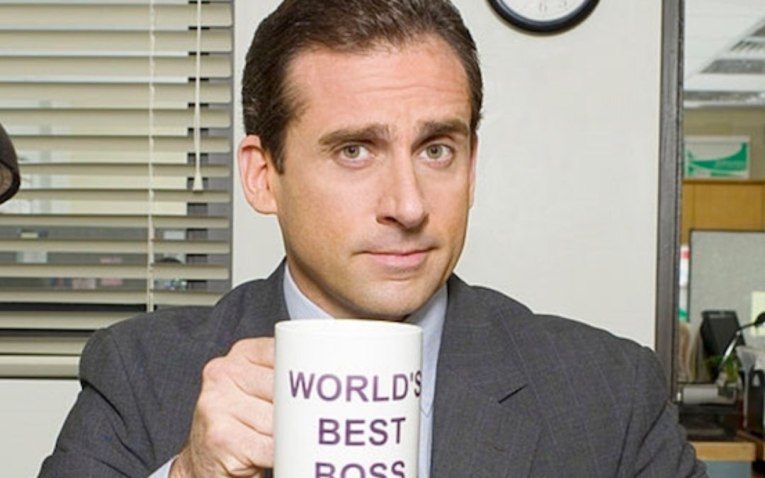 Finding Leadership in Micheal Scott