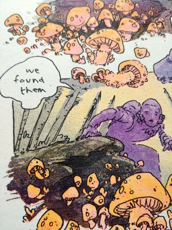 mushroom scene detail 3