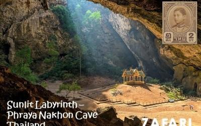 SUNLIT LABYRINTH – PHRAYA NAKHON CAVE THAILAND