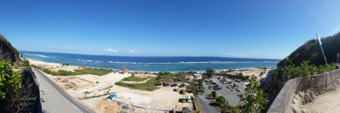 pendawa beach bali