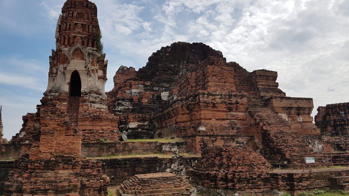 tajlandia ayuthaya
