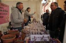 stand alla mostra dello zafferano persiani roberto