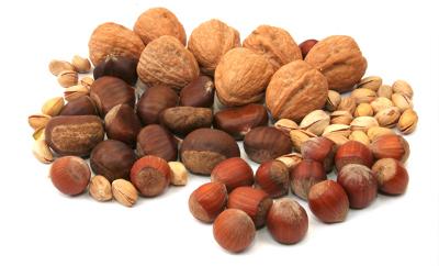 La importancia de los frutos secos