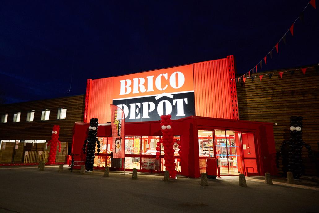 brico depot zagass design