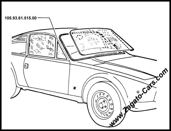 Alfa Romeo Junior Zagato 1300 1800862