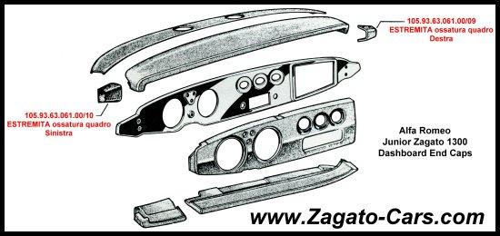 Alfa Romeo Junior Zagato 1300 1800032