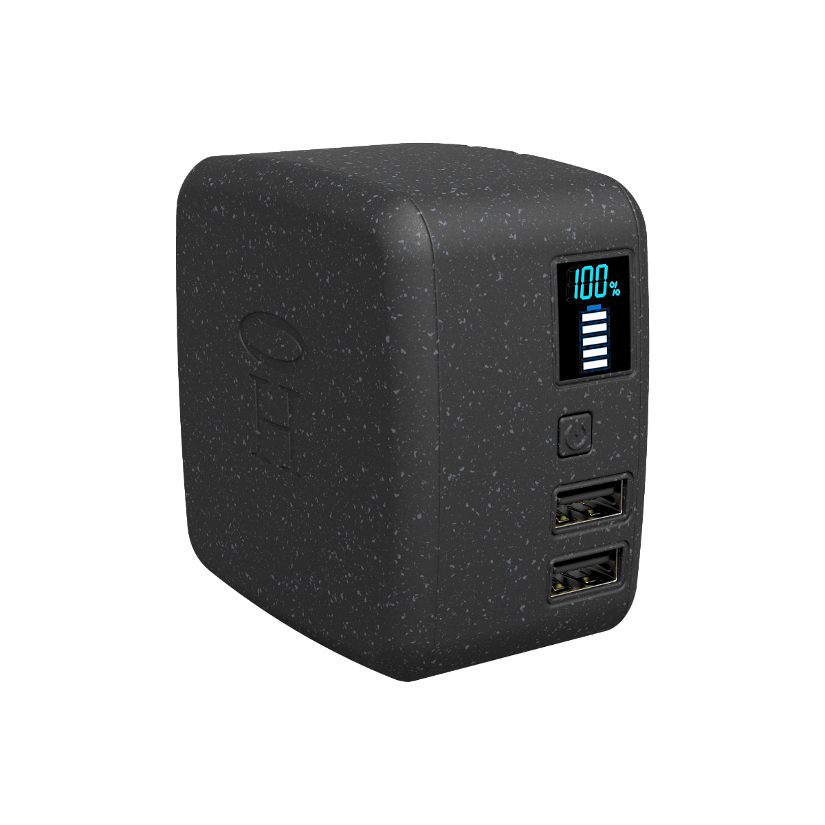HALO Power Cube 10,000 (Black Speckle)