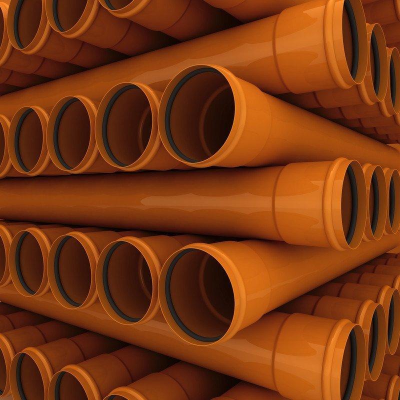 tubo fognatura