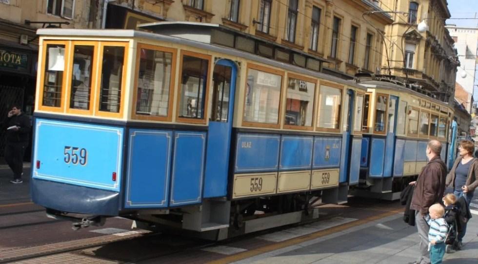 Transportation in Zagreb