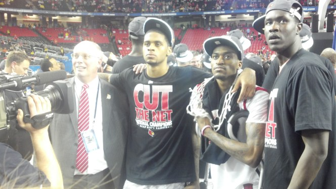 Kevin Ware nets
