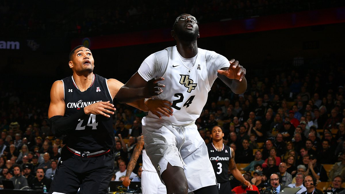 UCFs Tacko Fall Done For The Season With Shoulder Surgery