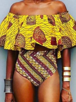 African-swim-wear
