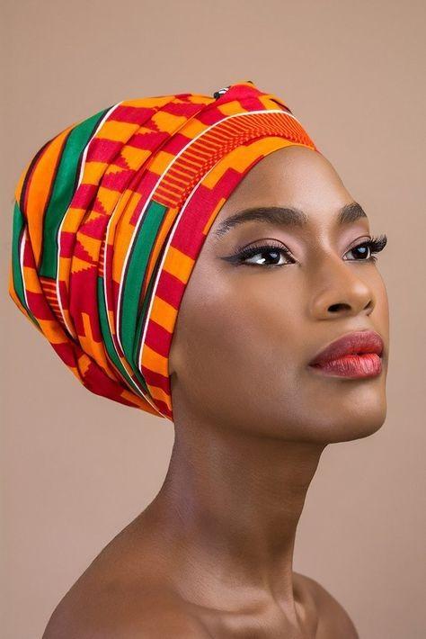 African Headwrap(Kente)