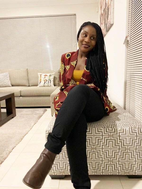 Ankara African Women's Jacket/Blazer