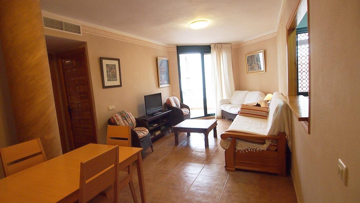 Apartamento de dos dormitorios en Zahara de los Atunes