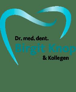 Logo Zahnarztpraxis Dr. med. Birgit Knop
