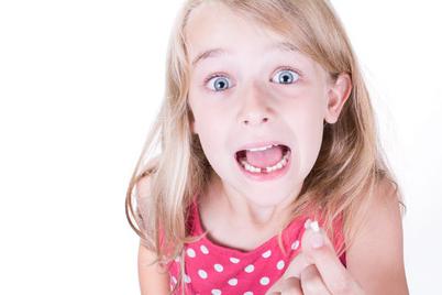 Ein Frontzahntrauma ist sehr häufig bei Kindern und Jugendlichen. © bramgino / Fotolia.com