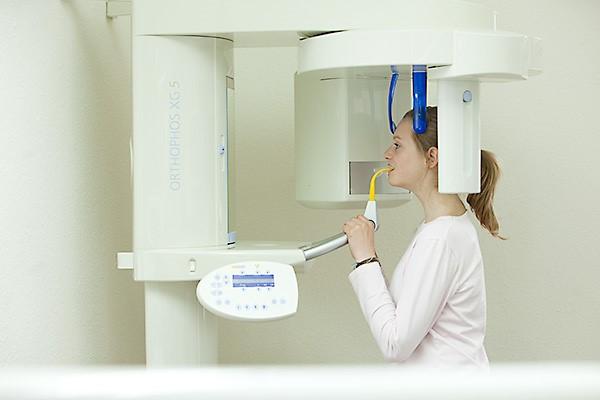 Beispiel Röntegenapparat