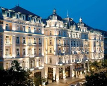 Partnerhotel Grand Hotel Royal Corinthia Luxus Pur