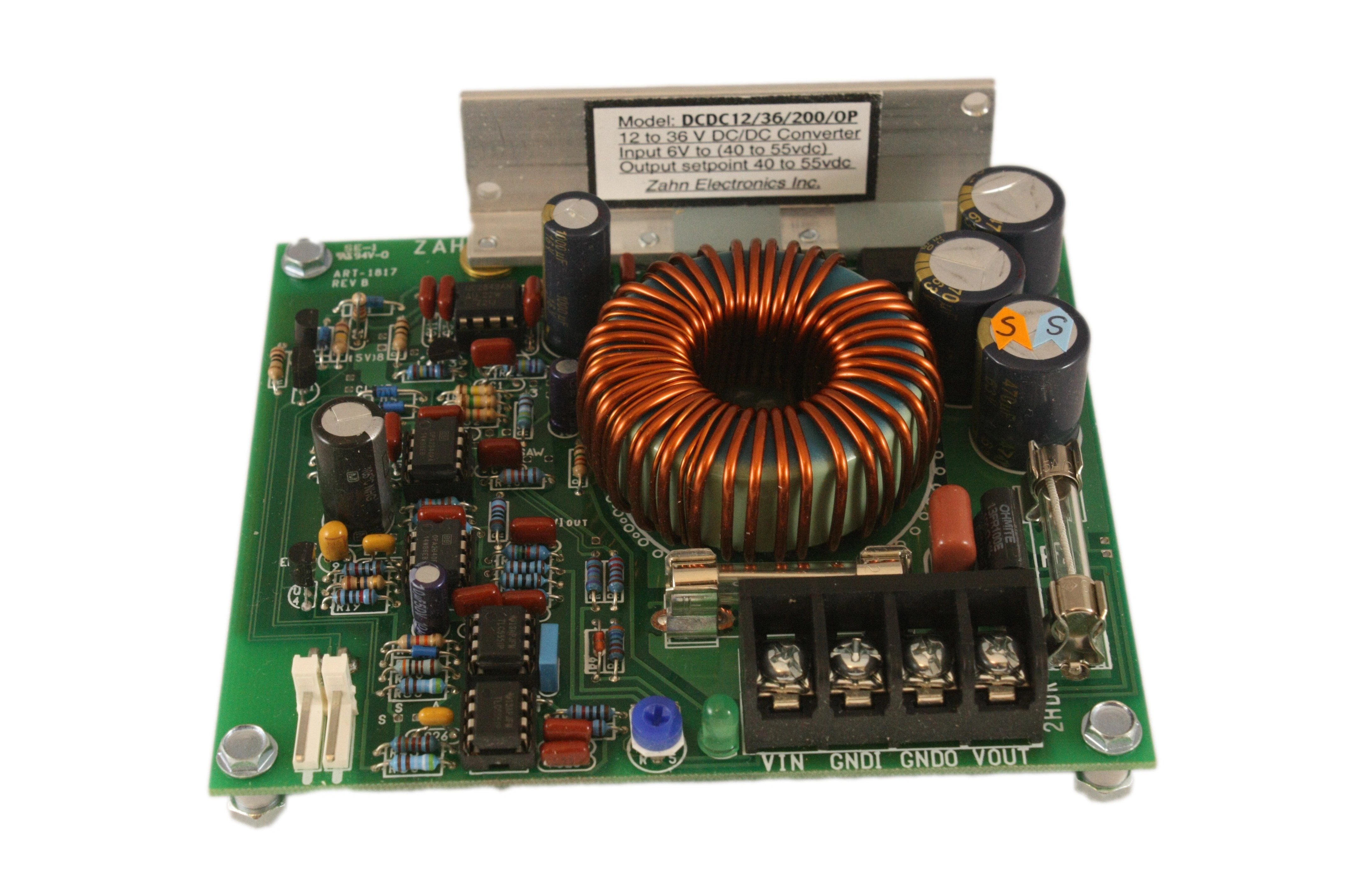 Solar Optimizers Zahn Electronics Visit Page Of Charger Circuit
