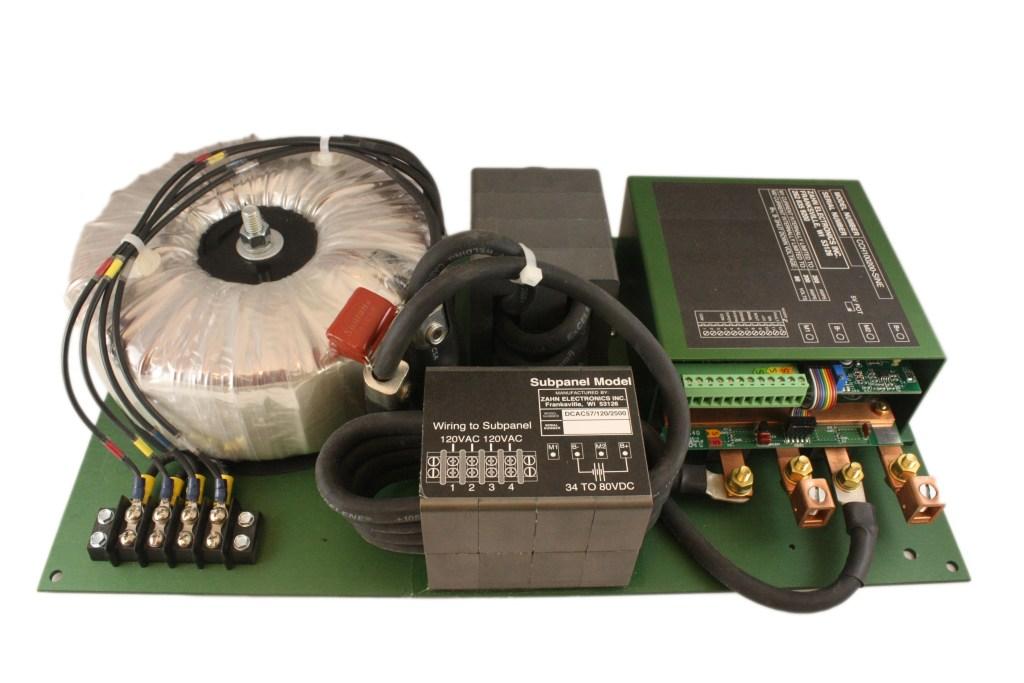 DC-AC Inverters - Zahn Electronics