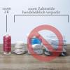 200 m zahnseide polyester rosa ewachst zahnseidenkampagne müllersparnis