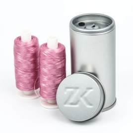 polyester rosa zahnseide nachhaltig zahnseidenkampagne