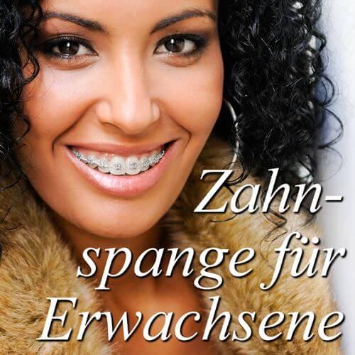 zahnspange für erwachsene zahnseidenkampagne