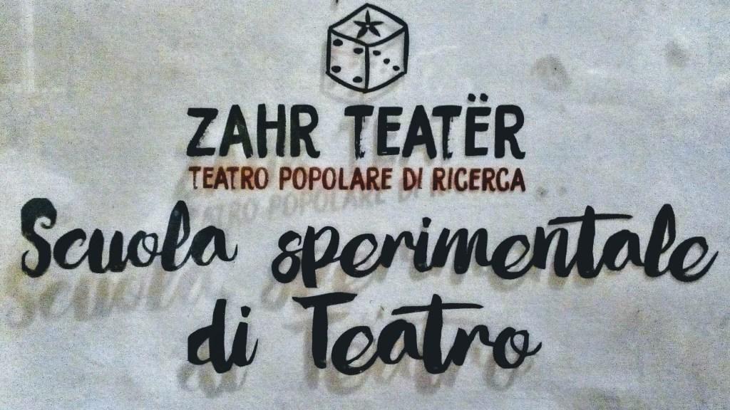 Zahr Teatër Riflessioni dopo il primo anno della Scuola Sperimentale di Teatro