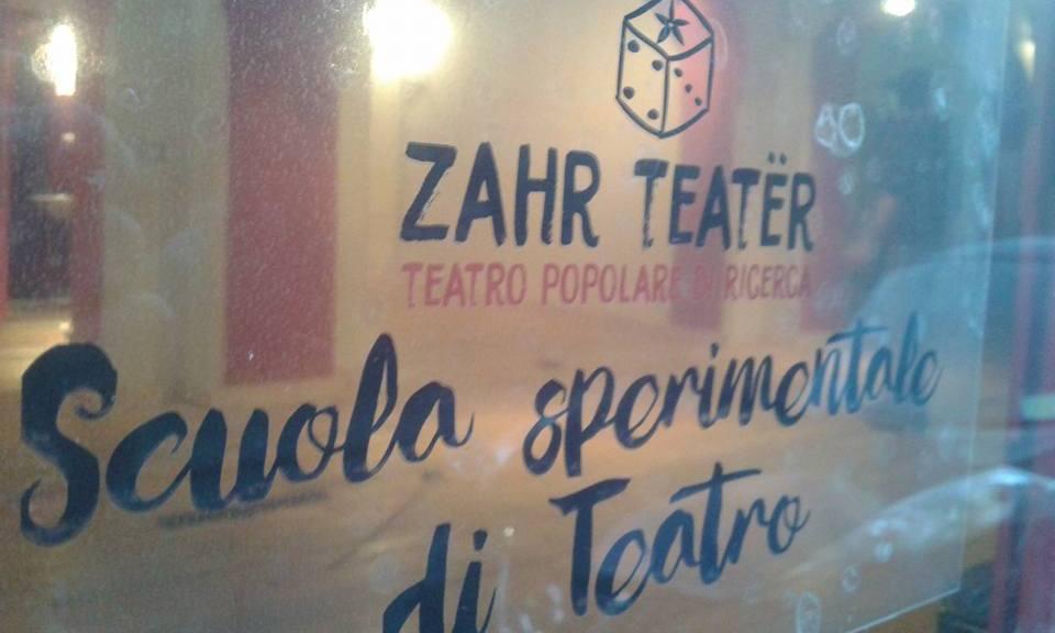 Zahr Teatër Zahr Teatër cerca attori da inserire nel proprio organico
