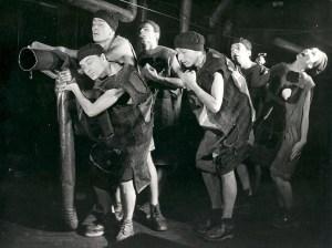 Riflessioni: il teatro come il design