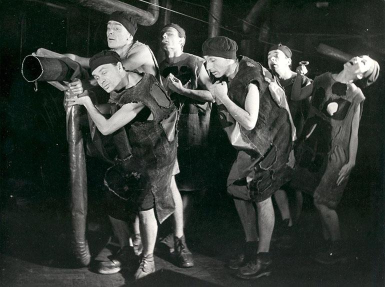 Zahr Teatër Riflessioni: il teatro come il design
