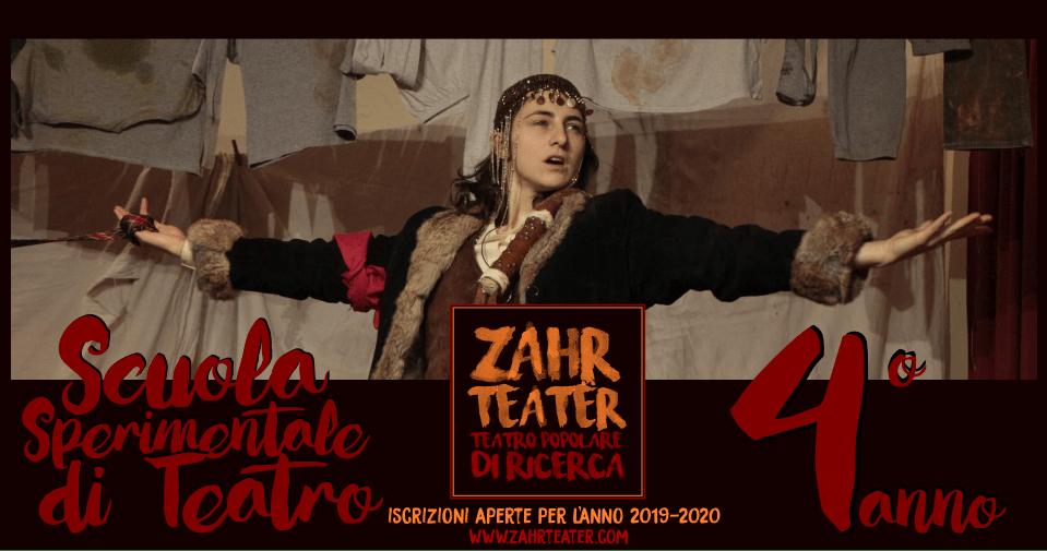 """Zahr Teatër """"Meditare in azione"""": lentezza e precisione nel quarto anno della Scuola Sperimentale di Teatro di Zahr Teatër"""