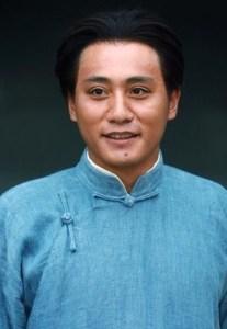 """Liu Ye (刘烨), uno de los últimos en sumarse al carro de actores-Mao gracias a la película """"La gran fundación del Partido Comunista"""" (建党伟业), que se estrenará en 2011."""