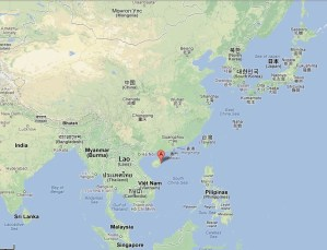 Boao, en la isla china de Hainan, se convierte todos los años por estas fechas en el centro político y económico de Asia.