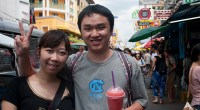 Una película, Lost in Thailand, aumenta el interés de los chinos en Tailandia. Según las cifras oficiales, en los primeros tres meses de 2013 el turismo chino aumentó un  93%.