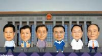 Un breve vídeo de dibujos animados, que deja en muy buen lugar a los políticos chinos, llama la atención de los internautas.