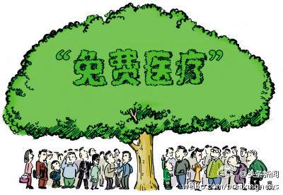 Los chinos buscan el árbol de la sanidad gratuita en el que cobijarse, pero expertos como Zhu Hengpeng parecen descartar esta posibilidad.