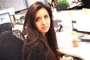 Isolda Morillo, periodista de Associated Press