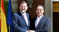El embajador de España en China reconoce que las relaciones políticas al más alto nivel no pasan por su mejor momento.