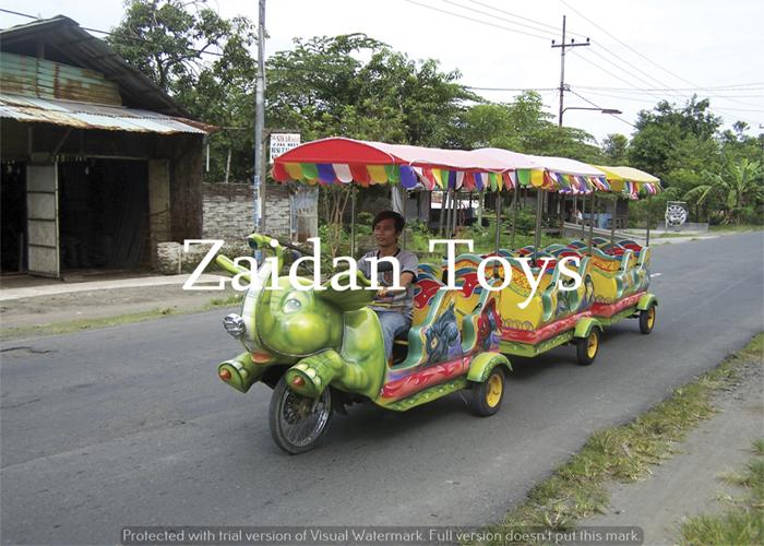 Jual Wahana Mainan Kereta Mini Odong-Odong