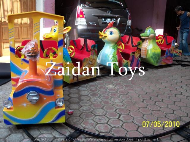 Kereta Mini Rel Murah Surabaya