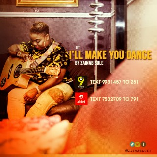 Zainab Sule Caller Tunes For I'll Make You Dance